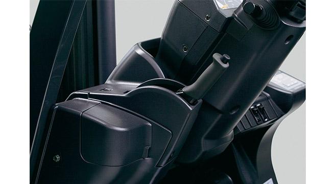 Wózek GX wnętrze