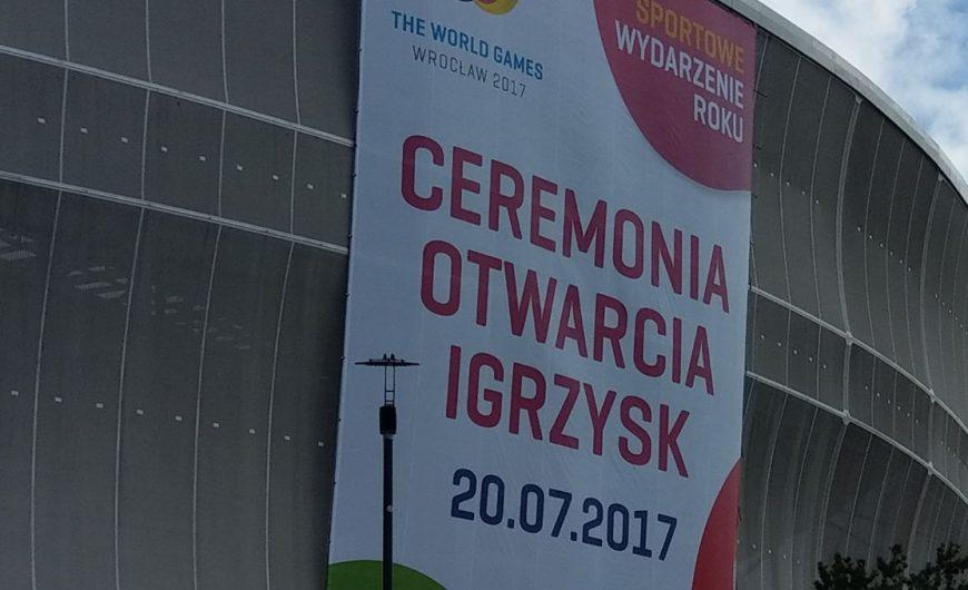 ceremonia otwarcia igrzysk