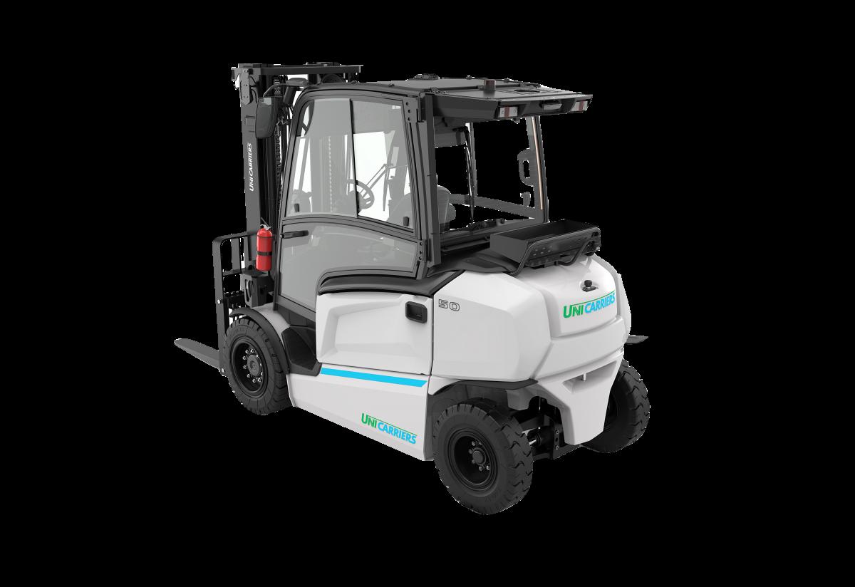 Nowy model wózka elektrycznego Uniccariers MXL